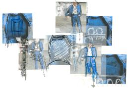 'De Nimes' Denim Project