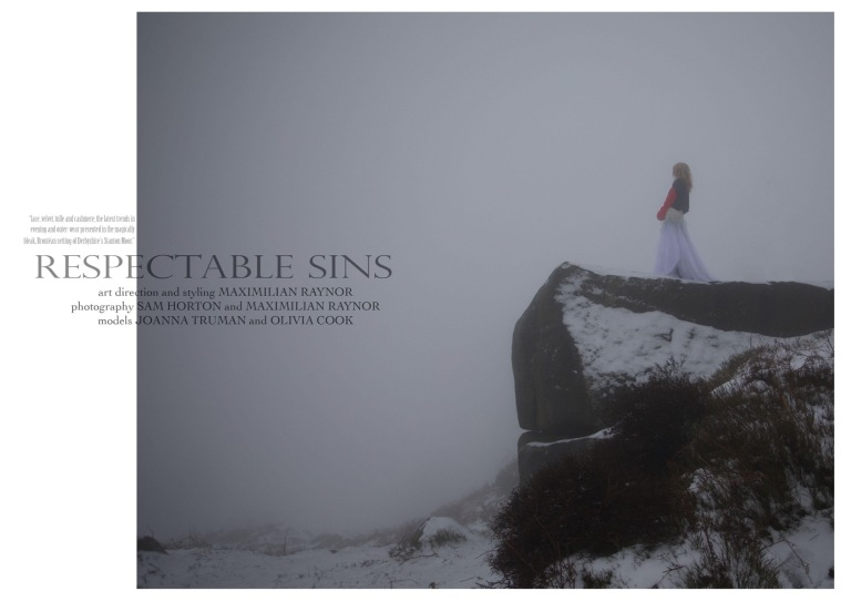 Respectable Sins- Editorial 2 5:2:2018